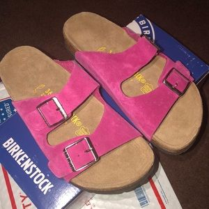 Birkenstock Arizona Unisex Sz:36 for women